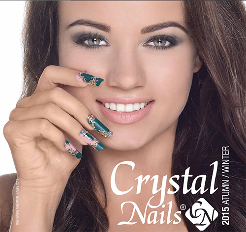 CRYSTAL NAILS NAIL CATALOG 2015 AUTUMN/WINTER